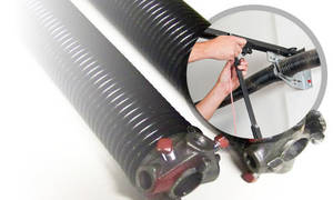 Garage Door Spring Repair Black Diamond